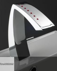 Einhebelmischer Arche | chrom | Swarovski 2910