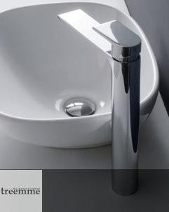 Treemme | hoher Waschtischmischer Ran | chrom