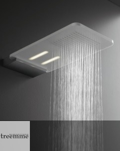 Regenbrause Light | mit Option LED Licht