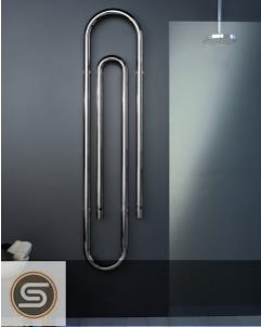 Scirocco Graffe | 170cm | vertikal | chrom