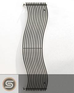 Wandheizkörper Wave | 37x150cm | lackiert | vertikal