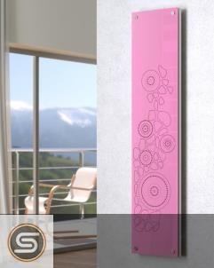 Scirocco | Wandheizkörper New Dress  | 40x180 | Abdeckung F2 aus Stahlblech lackiert nach Farbtabelle