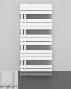 Heizkörper Ancona | weiß