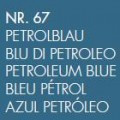 Material: Vetroghiaccio | Code:67 | petrol