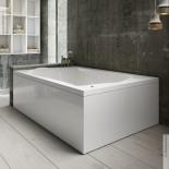 Banos10 | Badewanne Duet | 180x110 | mit Seitenverkleidung