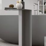 Badewanne Tay | Solidstone | weiß | 185x85x55cmBadewanne Tay | Solidstone | bicolor | 185x85x55cm