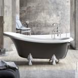 Badewanne Epoca B10 | bicolor | Acryl Mineralguß