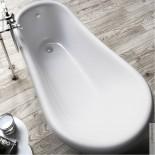 Badewanne Epoca B10 | weiß | Acryl Mineralguß