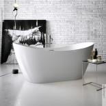 Banos10 | Badewanne Vela | blanco | Acryl Polyester