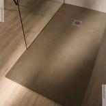 Banos10 | Maß-Duschboden Elements | Farbton: Vulcano