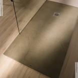 Banos10 | Maß-Duschboden Elements | Farbton: Arenisca