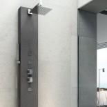 Duschpaneel Elements | Solidstone | mit Seitenstrahldüsen