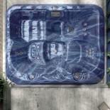 Außenwhirlpool Ibiza | 214x175 cm