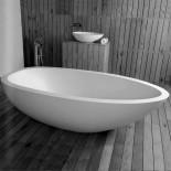 JEE-O | Aufsatzwaschschale und Badewanne Elaine | aus DADOquartz