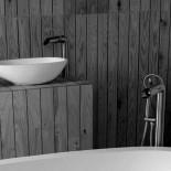 JEE-O | hohe Waschtischarmatur Pure | edelstahl poliert | Lammert Moerman