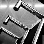 JEE-O | Standdusche Original 04 | Edelstahl poliert | Design: Lammert Moerman