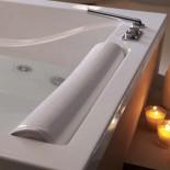 Badewanne BIS 190x150 | Optionales Zubehör: Wannenrandarmatur, Wassereinlauf, Whirlpool