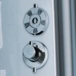 Acquazzurra Thermostatarmaturen