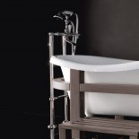 Standarmatur EPOCA | chrom | mit Badewanne Epoca One Top