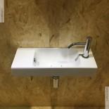 Handwaschbecken Brick | Messe Cersaie