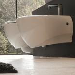 Art Ceram | Wand-Bidet Blend | weiß