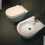 Wandbidet und WC Serie File 2.0 | 52cm tief