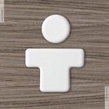 YOU&ME Türschild Herren-WC