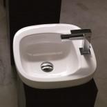 Waschtisch Dial 45 | weiß | Aufsatzversion DL53