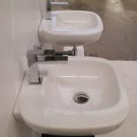 Waschtisch Dial 45 | weiß | Wandversion DL50