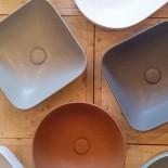 Aufsatz-Waschschalen Giò | diverse Farben