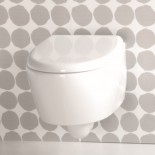 Hidra | Wand-WC Loft | weiß
