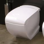 Hidra | Stand-WC | Hi-Line | weiß