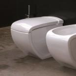 Hidra | Stand WC | Hi-Line | weiß