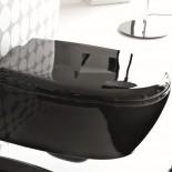 WC-Sitz Serie Loft | LOZ schwarz