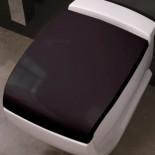 WC-Sitz Serie Hi-Line | schwarz