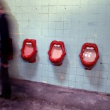 Kisses! | Sexy Urinal