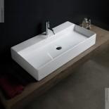 GSG | Waschtisch Zenith BW 80 | weiß glänzend