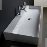 GSG | Waschtisch Zenith BW 105 | weiß glänzend