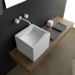 Waschtisch OZ42 | weiß glänzend