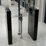 Waschtisch Glass | 80cm | schwarz glänzend
