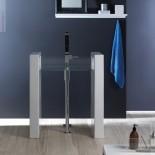 Waschtisch Glass | 80cm | freistehend