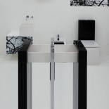 Waschtischsäule Box | 60cm | freistehend