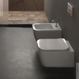 GSG | Wand WC und Bidet | Serie Brio |  WC-Sitz | Ambiente Brio-Easy