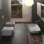 GSG | Wand WC | Serie Brio | WC-Sitz | Ambiente Brio-Easy