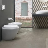 GSG | Stand WC | Ambiente Serie Touch | Soft Close WC-Sitz