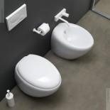 GSG | Stand WC und Bidet | Serie Touch | Soft Close WC-Sitz