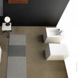 GSG | Stand WC und Bidet | Serie OZ | weiß | Soft Close WC-Sitz