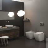 GSG | Stand WC | Serie Brio | Soft Close WC-Sitz | Ambiente Brio-Easy