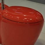 WC-Sitz Serie Touch | rot