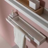 GSG | Modulares Ablagesystem Fill | 40cm | mit Ablagebox